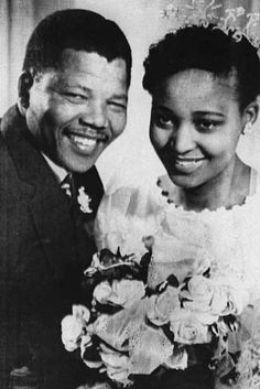 The Big Day - Mandela marries Winnie on June 14, 1958