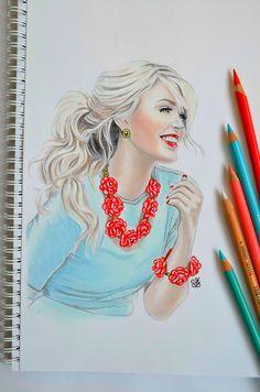 Pretty Cara Loren