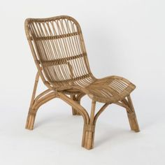 Terrain Retro Rattan Chair