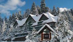 Whistler Rental Arrowhead Point #5 Arrowhead Point Complex in Winter @whistlrplatinum #vacation #rental #whistler #travel