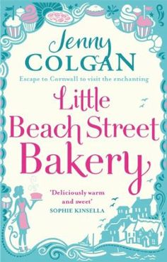 The Little Beach Street Bakery: Amazon.co.uk: Jenny Colgan: Books. Super sweet! I like her books, they are great beach, laying in the sun books. They are not overly stereotypical, unlike, say, Sophie Kinsella books, where the heroines all seem like a caricature of real people when not just unidimensional characters. Jenny Colgan books are sweet and relaxing, great if you want to take your mind off things or just be entertained and left with a lingering feeling that all is well in the world.