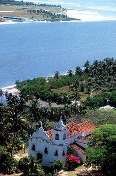 Ilha de Itamaracá/Pernambuco, Recife, Brazil