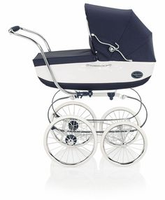 new-vintage carriage stroller My baby stroller looked exactly like this. pimp