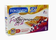 Galletas Fruit&Fit de Fontaneda 1 pp unidad