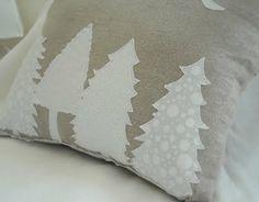 Idea for Christmas cushion