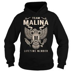 (Tshirt Amazing Gift) Team MALINA Lifetime Member Last Name Surname T-Shirt Discount 10% Hoodies Tees Shirts