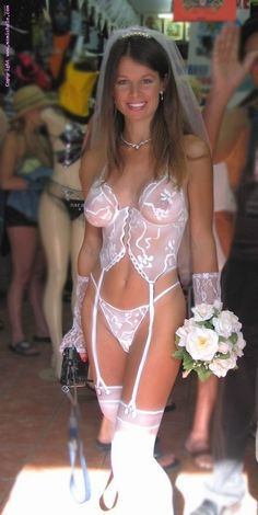 Yessss - Wedding lingerie body paint