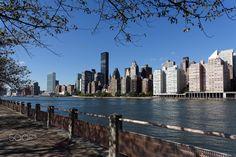 Roosevelt Island, Midtown East Skyline, New York City, United States Roosevelt Island, New York City, New York Skyline, United States, Nyc, Canada, The Unit, Travel, Viajes