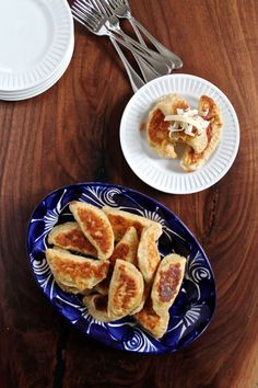 Windy City Pierogi made with some favorite products from ALDI,