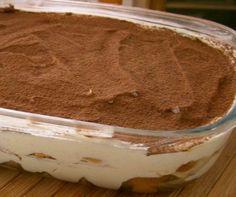 Egy finom Tiramisu egyszerűen ebédre vagy vacsorára? Tiramisu egyszerűen Receptek a Mindmegette.hu Recept gyűjteményében!