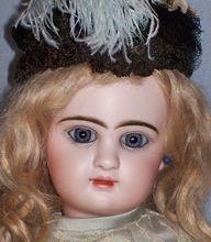 """16""""  M.7. Jumeau Bebe ~ Gorgeous Unique Face!"""