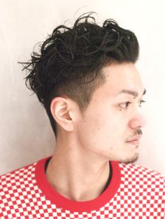 46 Trendy haircut for men with curly hair Haircuts Straight Hair, Trendy Mens Haircuts, Girl Haircuts, Undercut Curly Hair, Curly Hair Men, Curly Hair Styles, Hair Tips Dyed Blue, Hair Dye Tips, Permed Hairstyles