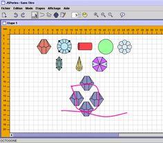Dessiner vos bijoux avec le logiciel JS Perles