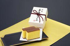 Castella (カステラ, Kasutera) 长崎蛋糕