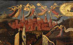 "1445-47 - The Adoration of the Magi"" by Antonio Vivarini, Detail"