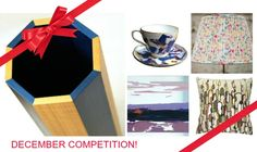 Celebrating our first Christmas with you this Select a Maker competition is a cracker! Join the mailing list for more!