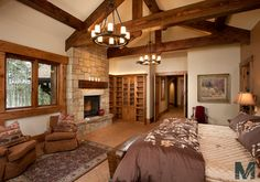 03 - Park City, Utah Residence - traditional - bedroom products - salt lake city - Masterpiece Millwork & Door