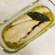 【動画あり】ササミのオイル漬け。 by 栁川かおり | レシピサイト「Nadia | ナディア」プロの料理を無料で検索