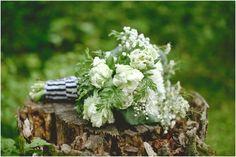 Kale bouquet -- The Swamp Goddess // swampy organic editorial in Stony Creek, VA Kristin Partin Photography
