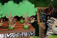 Meu DIa D Mãe 0 02 anos do Davi - Tema Safari (17)