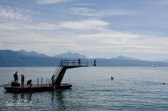 Lausanne Lausanne, Bern, Backpack Through Europe, Golden Gate Bridge, New Zealand, Switzerland, Letting Go, Wanderlust, Lifestyle