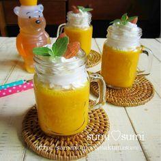 【Thankyouハロウィン祭】豆乳かぼちゃプリン