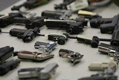 SSPDF: denuncia robo de 34 armas de la Policía Auxiliar del DF - http://notimundo.com.mx/sspdf-denuncia-robo-de-34-armas-de-la-policia-auxiliar-del-df/