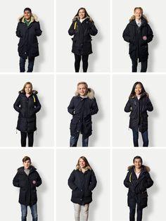 DEN PRAKTISKE, varme parkasen med pels (Parajumpers, Svea, Canada Goose) er fremdeles het, men har fått konkurranse av den kortere, klassiske vaffeljakken. 1. Nuzair Yassar (13), Stasjonsfjellet skole ◆ 2. Nora Balci (14), Abildsø skole ◆ 3. Martin Johansen (15), Nittedal ungdomsskole ◆ 4. Sofie Nerell (14), Abildsø skole ◆ 5. Filip Henriksen (15), Nittedal ungdomsskole ◆ 6. Hannah Grønseth (14), Abildsø skole ◆ 7. Patrick Olers (14), Abildsø skole ◆ 8. Nora Hoddevik Løken (14), Abildsø…
