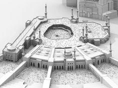 Inside Mecca's Life-or-Death Crowd Control Design
