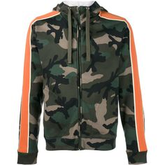 Valentino camouflage hoodie (€860) ❤ liked on Polyvore featuring men's fashion, men's clothing, men's hoodies, dad, green, mens hoodies, mens camouflage hoodies, mens camo hoodies and mens sweatshirts and hoodies