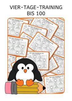 Vier-Tage-Mathe-Training, Zahlenraum bis 100