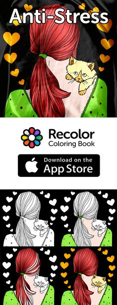 Recolor has been amazing for myself and my daughter. We love the new pictures every day. They let me relax, have fun and express through colors.