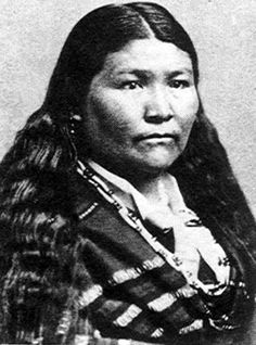 """Kaitchkona Winema, aka: Toby Riddle, Woman Chief (1848-1932) - A Modoc woman better known simply as Winema, she was born in the spring of 1848. She received her name, Kaitchkona Winenta, meaning """"The Strong Hearted Woman,"""" or less accurately, """"The Little Woman Chief"""""""