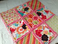 Adorable baby shower gift! Modern Cuddle Lovey *ready to ship* by JeanBeanCreations on Etsy