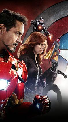 Team IRON MAN! #civilwar Best Superhero, Superhero Movies, Civil War Characters, Fictional Characters, Team Cap, Comic Pictures, War Machine, Marvel Dc Comics, Marvel Cinematic Universe