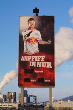 Wann ist der nächste Spiel-Anpfiff? Salzburg, Red Bull, Broadway Shows, Games, Nice Asses