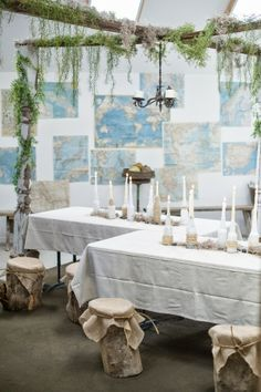 Nautical themed birthday party  |  The Frosted Petticoat