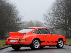 1973 porsche 911 rs   1973 Porsche 911 2.7 Carrera RS