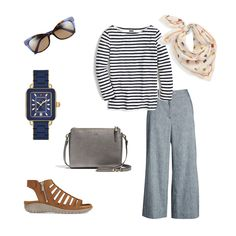 Mapping Out A Summer Travel Wardrobe traveloutfit summeroutfits packingtips summertravel 216383957083357116 Travel Wardrobe, Work Wardrobe, Summer Wardrobe, Capsule Wardrobe, Vacation Wardrobe, Wardrobe Basics, Professional Wardrobe, Travel Outfits, Classy Yet Trendy