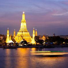 Bangkok - from Trish, great sights, food, and people