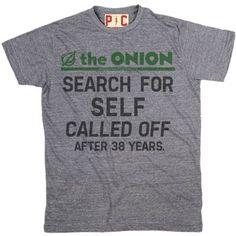 Men's The Onion MLK T-Shirt, Vintage Onion Headline Tee, Onion News Tee at PalmerCash.com