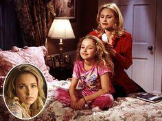 Hayden as Lizzie Spaulding