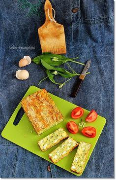 Gizi-receptjei: Medvehagymás-tojásos felfújt. Dairy, Cheese, Food, Meals, Yemek, Eten