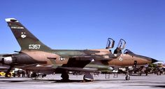USAF - Republic F-105F (Sn 63-8357) DC ANG, 121st Tactical Fighter Squadron