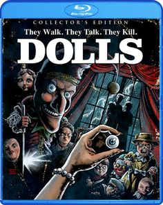 Dolls Scream Factory Collector's Edition by Nathan Thomas Milliner