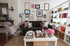 Name: Jacqueline Clair Location: Upper East Side, New York City Size: Approximately 400 square feet Years lived in: 3 years; Rented If you take a peek at New York City blogger Jacqueline Clair's Instagram account you'll see plenty of images that are well-composed, colorful, chic, and fun. The same could be said of her Upper East Side studio. Her taste reads clean and polished, with touches of whimsy and romanticism. At first glance, it is clear that her home is both super stylish and ...