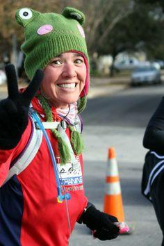 3M Half-Marathon... PR by 30+ minutes!  3:07:12 (Thanks Kristin Carey for the photo!) 1/13/13