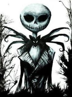 the nightmare before christmas characters - Google Search