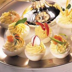 Fancy+Deviled+Eggs+-+The+Pampered+Chef®