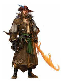 Azmur Kell, Pathfinder